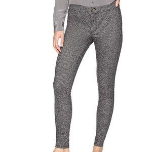 HUE brushed herringbone leggings